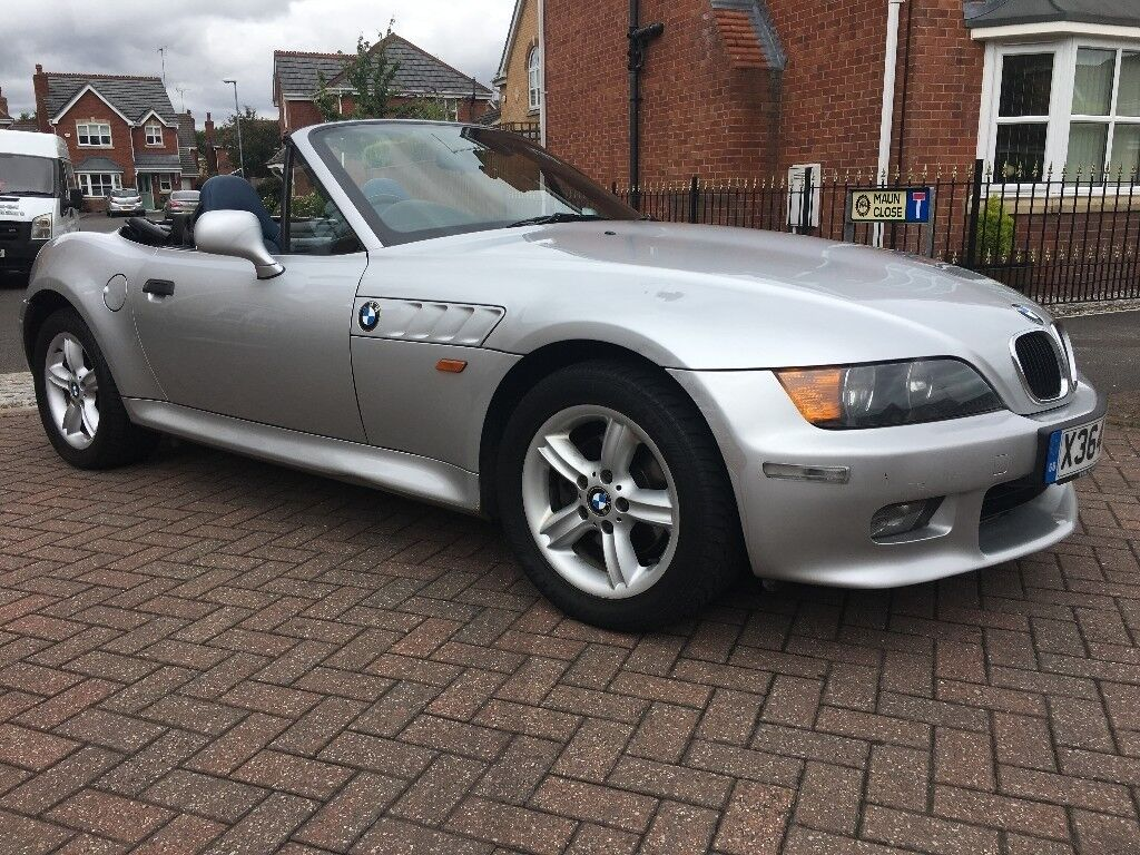 2000 X Bmw Z3 20 V6 2dr Convertible Immaculate At Bargain Price