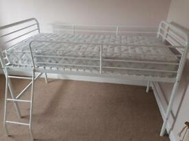 Children's midi sleeper bed