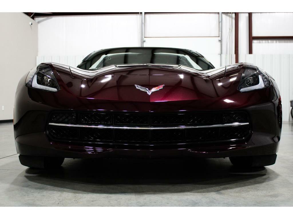 2017 Black Chevrolet Corvette Stingray 2LT   C7 Corvette Photo 8