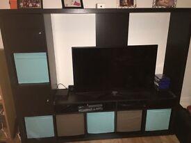 IKEA Lappland TV shelving unit
