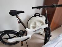 GoCycle G1 Electric Bike