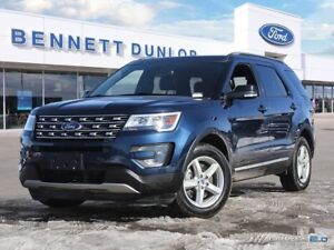 2017 Ford Explorer AWD-LEATHER-AUTO-3.5L-ALLOY