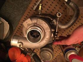 Subaru td04 turbo