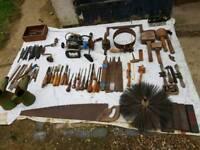 vintage old tools