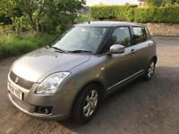 Suzuki Swift 1.5GLX 5dr 2008 54000miles