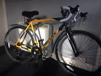 Mens Reflex road bike