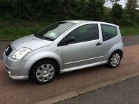 Citroen C2 2004 Hatchback LONG MOT