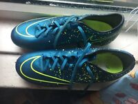 Football boot size 8