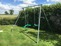 TP Swings - Double Giant, SkyRide & Deluxe Swing Seat - New price £275