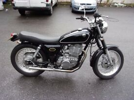 Yamaha SR400 For Sale 1996