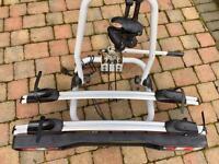 2 bike tow bar carrier