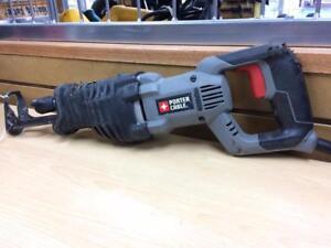 Scie alternative Porter Cable ***Testée et Garantie*** #P014364