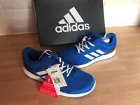 Brand new adidas trainers men's size 10