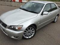 Lexus IS 200 fully loaded automatic 49K mileage long mot