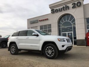 2016 Jeep Grand Cherokee Limited Limited