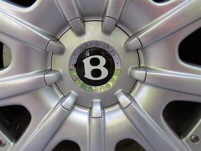 "Bentley Continental GT Flying Spur 19"" Wheel Cap Center Mulliner Complete"