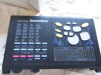 Realistic RB-10 SessionMate Drum Machine Rhythm Box.