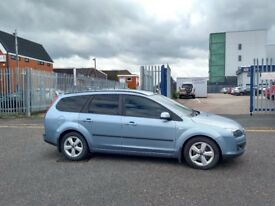 2007 FORD FOCUS ESTATE 1.8 TDCI 82,000 MILES SERVICE HISTORY 6 MONTHS MOT DRIVES VERY GOOD