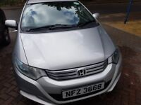 Rent Hire Uber PCO Ready Honda Insight for Rent from £90 a week
