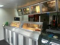 Fish & chips shop fast food takeaway pizza shop