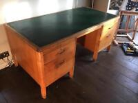 Antique desk - genuine bargain!