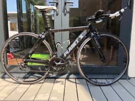 Planet X Stealth TT/Triathlon bike
