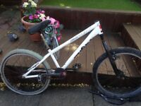DMR BIKE FOR SPARES OR REPAIRS SHED CLEARANCE