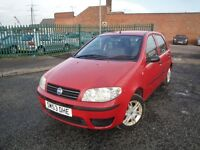 Fiat Punto Active 1.2 - Face Lift Model -Only 1 Former Keeper-Low Miles-Cheap Insurance-P/x To Clear