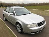 Audi A6 Saloon 3.0 Sport Automatic Quattro 220bhp,Just Serviced,Long MOT,BOSS Music,Aux,USB,Leather