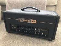 Line 6 DT25 Guitar amplifier Head