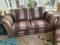 2 x High quality sofas - were made to order