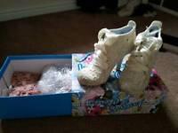 Irregular choice shoe boots