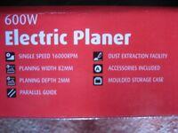 ELECTRIC PLANER & STORAGE CASE