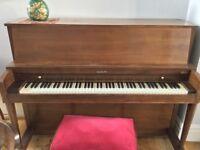 Baldwin Hamilton Studio Upright Piano