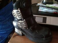 LADIES New Rock Boots