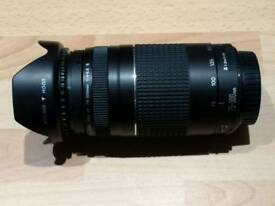 Canon 75-300 EF lll Lens