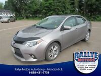 2014 Toyota Corolla LE, Auto / Air, Sunroof, 62 Km, warranty