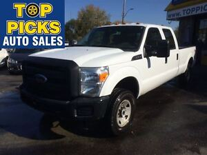 2011 Ford F-250 XL, CREW CAB LONG BOX, FX4 PACKAGE, GREAT WORK T