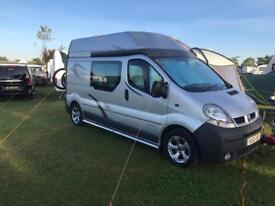 Renault trafic/ camper/crew van