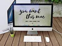 """Apple iMac 27"""" 2.9GHz, 24GB ram - late 2013"""