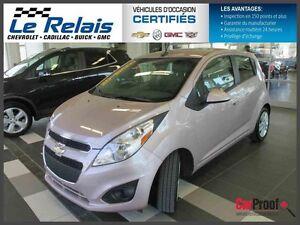 2013 Chevrolet SPARK LT **AUTOMATIQUE, A/C, GARANTIE**