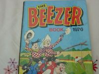 1976 - The Beezer Annual.