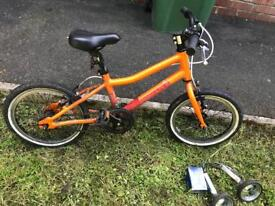 "Pinnacle 16"" children's bike"