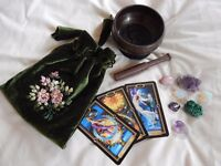 Tarot Card Readings in Telford area, professional reader. Personal/phone/ email readings.