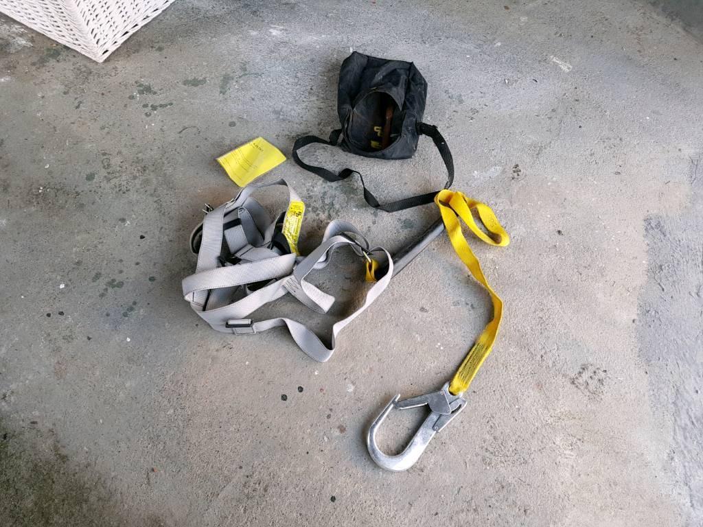 Scaffolders harness