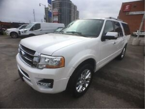 2016 Ford Expedition Max FORD CERT, LOW % RATES & EXTRA WARRANTY