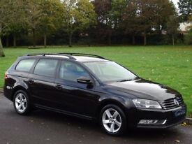 2011 Volkswagen Passat 1.6 TDI BlueMotion Tech S 5dr Estate - JUST SERVICED - CAMBELT CHANGED