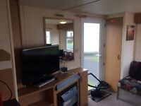 8 Berth Caravan to let Sandy Glade Brean Sands