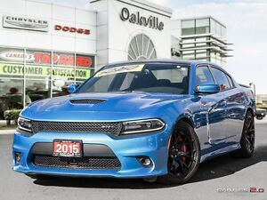 2015 Dodge Charger SRT 392 | ONE OWNER | NAVI | SUNROOF | BACK U