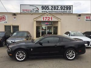 2010 Ford Mustang V6, Leather, WE APPROVE ALL CREDIT